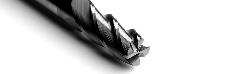 4刃圆角头立铣刀