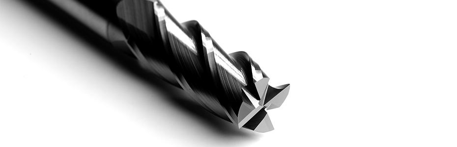 4刃平头立铣刀