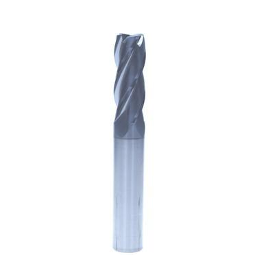 D12*R0.5四刃圆鼻铣刀