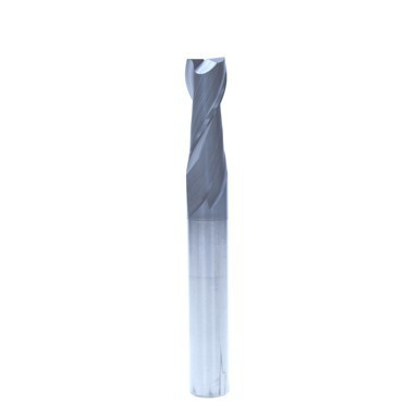 D10两刃平头立铣刀