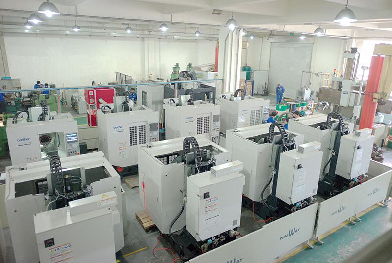 西安万威机械:整体解决方案生产服务商