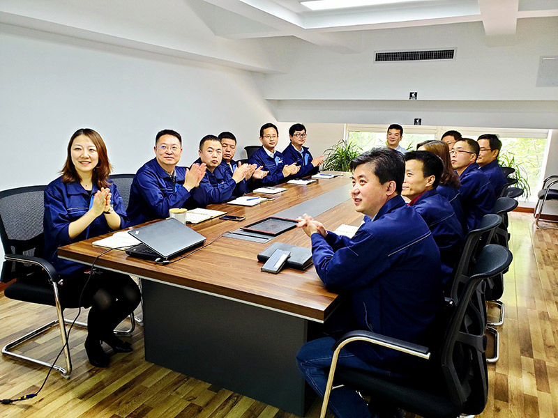 万威机械召开2019年经营纲要会议