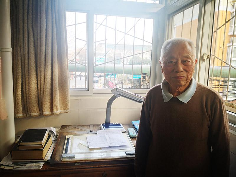 万威机械85岁的老刘工都活成了一束光