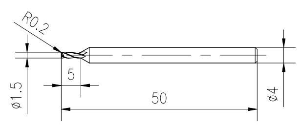 D1.5-R0.2-5-50-d4-F4
