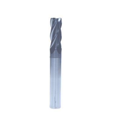 D8*R0.5四刃圆鼻铣刀